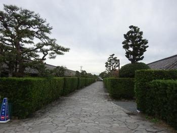 191026松阪あるき40、御城番屋敷.JPG