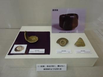 200117多治見市文化財保護センター07、瀬戸黒の変遷.JPG