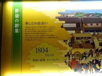 200203ミツカンミュージアム14、酢屋の創業.JPG