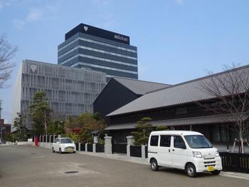 200213半田あるき12、ミツカン本社とミツカンミュージアム.JPG
