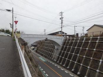 200214常滑やきもの散歩道05、一木橋.JPG