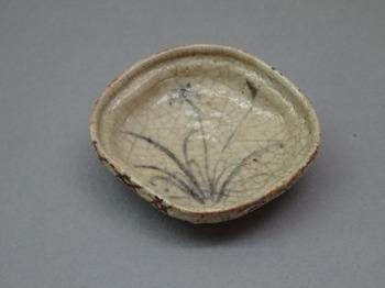 200223土岐市美濃陶磁歴史館11、志野向付.JPG