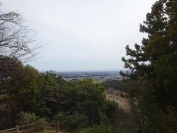 200228水沢めぐり09、宮妻峡第2展望台からの眺望.JPG