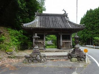 200522茶山調査「菅笠日記10日目行程」01、飯福田寺.JPG