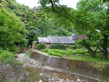 200522茶山調査「菅笠日記10日目行程」03、飯福田寺茶園.JPG
