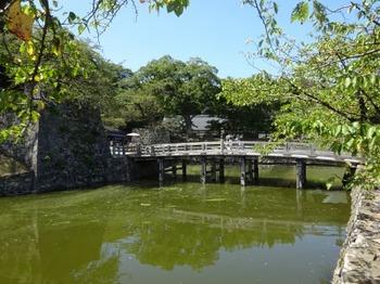 200830彦根城博物館01、表門橋.JPG