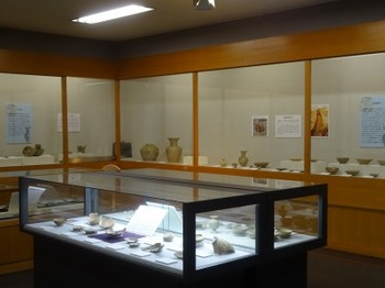 200911多治見市文化財保護センター02、企画展「やきもの入門」.JPG