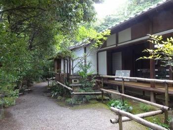 200920埋木舎05、表座敷と茶室.JPG