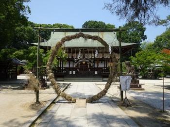 s_180625今宮神社③、茅の輪くぐり.JPG
