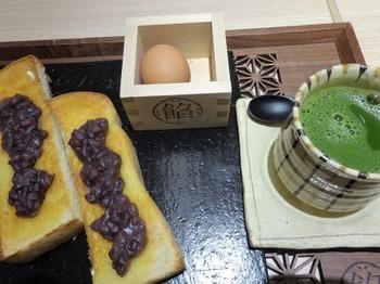 s_190228あんカフェ養老軒05、絶品小倉トーストセット.JPG