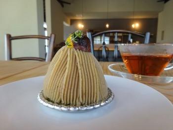 s_190422喫茶室「山脈」14、山脈モンブラン.JPG