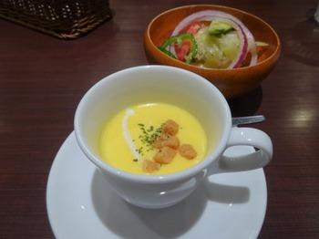 s_190710文化洋食店名鉄百貨店03、カップスープとコールスロー.JPG