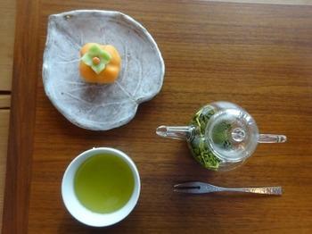 s_191017お茶の間のおと03、浅蒸萎凋煎茶「むさしかおり」.JPG